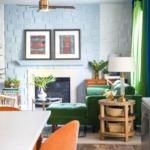 Дизайн домов и коттеджей в стиле фьюжн - 7