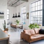 Дизайн домов и коттеджей в стиле лофт - 5