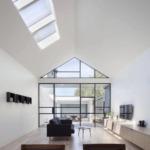 Дизайн домов и коттеджей в стиле минимализм - 2