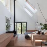 Дизайн домов и коттеджей в стиле минимализм - 5