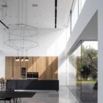 Дизайн домов и коттеджей в стиле минимализм - 8