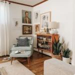 Дизайн квартир в стиле винтаж - 5