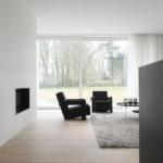 Дизайн домов и коттеджей в стиле минимализм - 3