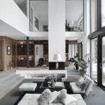 Дизайн домов и коттеджей в стиле модерн - 1