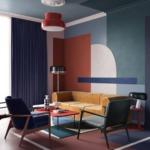 Дизайн квартир в стиле авангард - 3