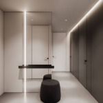 Дизайн квартир в стиле минимализм - 3