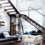Дизайн домов и коттеджей в стиле лофт - 4