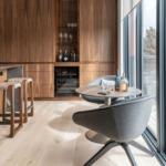Дизайн квартир в стиле хай-тек - 1