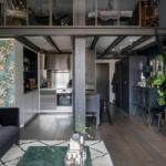 Дизайн домов и коттеджей в стиле лофт - 9
