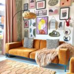 Дизайн квартир в стиле эклектика - 5