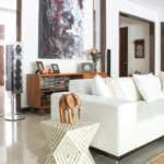 Дизайн квартир в стиле фьюжн - 3