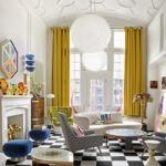 Дизайн домов и коттеджей в стиле эклектика - 6