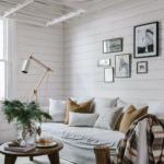 Дизайн домов и коттеджей в стиле винтаж - 8