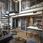 Дизайн домов и коттеджей в стиле лофт - 6