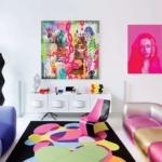 Дизайн квартир в стиле авангард - 1