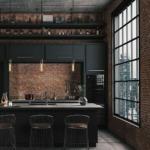Дизайн домов и коттеджей в стиле лофт - 3
