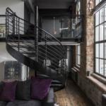 Дизайн домов и коттеджей в стиле лофт - 1