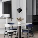 Дизайн квартир в стиле неоклассицизм - 1