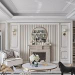 Дизайн домов и коттеджей в стиле неоклассицизм - 2