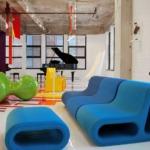 Дизайн квартир в стиле авангард - 6