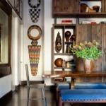 Дизайн квартир в этническом стиле - 4