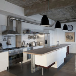 Дизайн домов и коттеджей в стиле лофт - 10