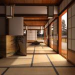 Дизайн домов и коттеджей в японском стиле - 8